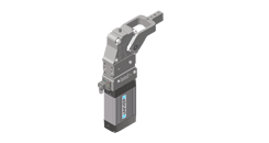 Pneumatic Power clamps UNIVERSAL