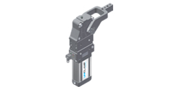 Pneumatic Power Clamps UNICLAMP