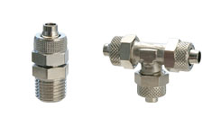 Push-out fittings