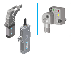 UNIVERSAL Power Clamps and Locating Pin Units
